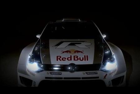 Primera foto del Volkswagen Polo R WRC y su decoración oficial [Actualizado]