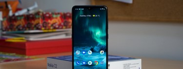 Nokia 7.2, analysis: design, finish and 3 years of Android updates to find its place in the mid-range