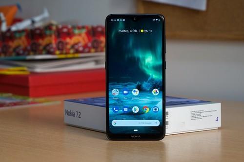 Nokia 7.2, análisis: diseño, acabado y 3 años de actualizaciones Android para buscar su sitio en la gama media