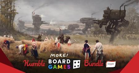 Carcassonne, Pandemia y otros juegos de mesa adaptados a los videojuegos forman el nuevo Humble Bundle