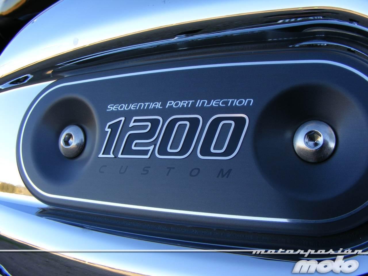 Foto de Harley-Davidson XR 1200CA Custom Limited (38/65)