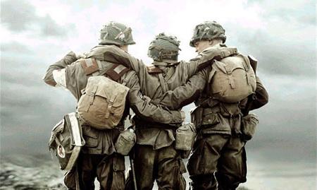 La HBO busca repetir el éxito de 'Hermanos de Sangre' con una posible nueva serie ambientada en la II Guerra Mundial