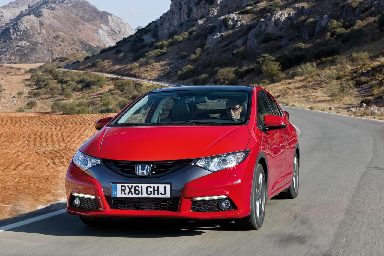 Foto de Honda Civic 2012 (133/153)
