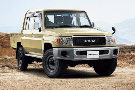 El Toyota Land Cruiser 70 vuelve a Japón por su 30 aniversario