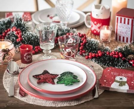 Mesa Navidad Tradicional 1