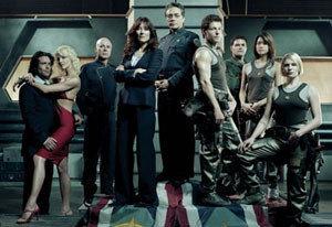 Battlestar Galactica, en tres minutos