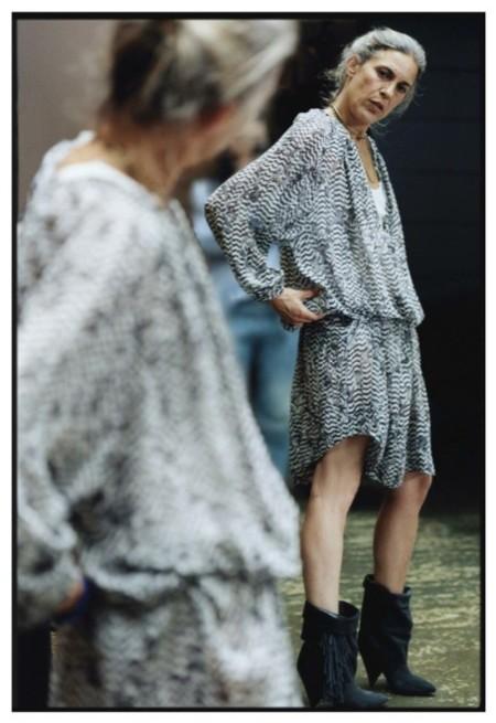 H&M nos deja ver un poquito de su colaboración junto a Isabel Marant