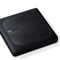 Disco duro externo inalámbrico WD My Passport Wireless Pro 3.0, con 3TB de capacidad, por 115 euros