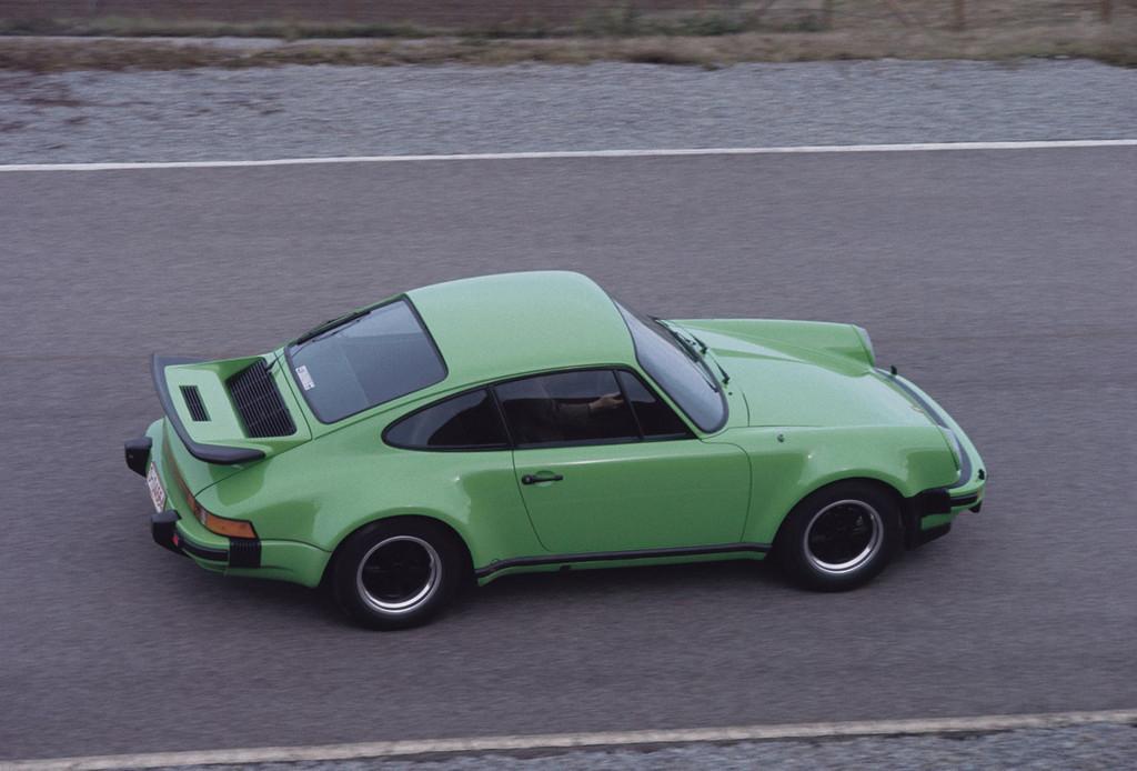 Foto de Evolución del Porsche 911 (16/30)