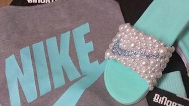 El viral del vestido que cambia de color se repite: esta vez con Nike ¿de qué color lo ves tu?
