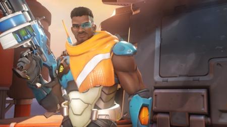 Overwatch presenta a su trigésimo héroe:  Baptiste, el médico de combate