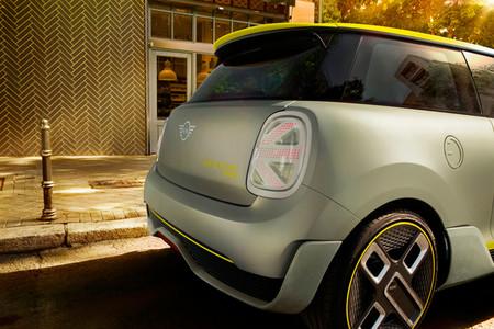 El Mini eléctrico se fabricará en China