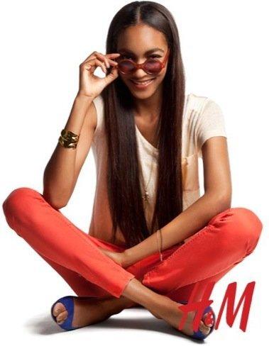 """Nuevos looks de H&M para la Primavera 2011: está de moda lo romántico y lo """"preppy"""""""