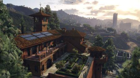 Los Golpes de GTA Online también presumen de poderío gráfico en PC con este vídeo