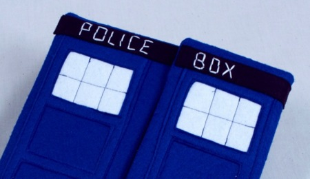 TARDIS se dispone a proteger tu tablet