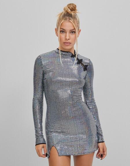 Vestido Rebajas Bershka 2020 01