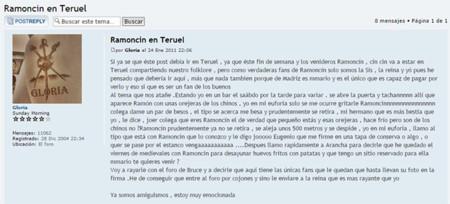 Ramoncin 5 Teruel