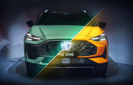 MG One, el nuevo SUV de Morris Garage que llegará a Europa para darlo todo
