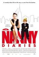 Póster de 'The Nanny Diaries', con Scarlett Johansson