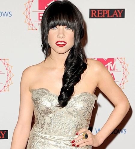 MTV EMA 2012. Y más y más modelazos festivos...