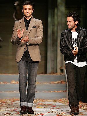Justin Timberlake desfilará en la Semana de la Moda de Nueva York