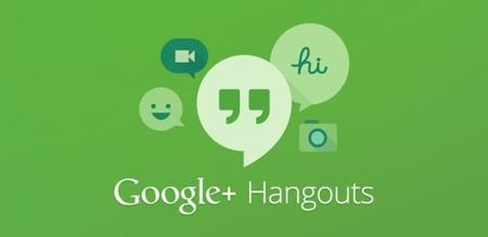 Ahora los Hangouts en Android no será necesario perfil de Google +