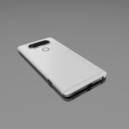 LG V20, el nuevo buque insignia de LG que podría heredar el aspecto del G5