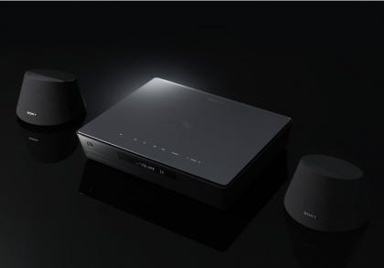 Sony Bravia DAV-X10, nuevo <em>home cinema</em>