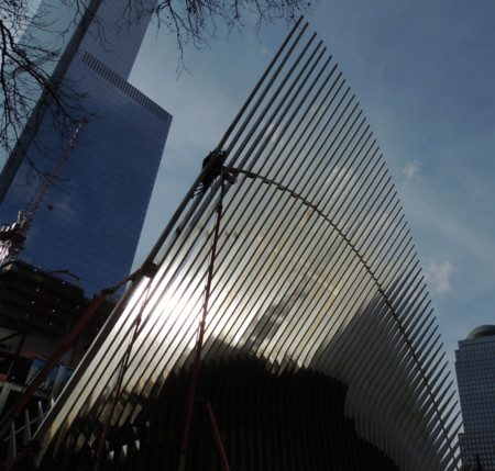 Calatrava World Trade Center