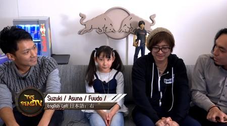 Conoce a la niña de diez años que ya reparte palizas en Street Fighter
