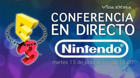La conferencia de Nintendo en directo [E3 2010]