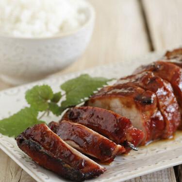 Receta de solomillo de cerdo laqueado a las cinco especias, todo un contraste de sabores de Asia