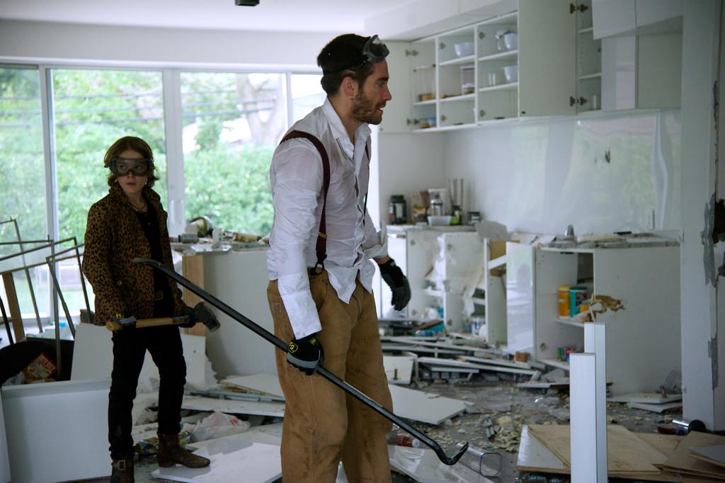 Gyllenhaal Y Lewis En Demolicion