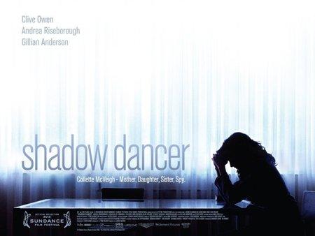 El cartel de Shadow Dancer