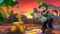 Luigi también estará en 'Super Smash Bros.' de 3DS y Wii U