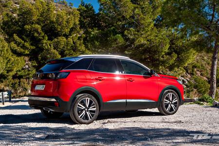 Peugeot 3008 2021 Prueba