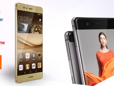 Precios Huawei P9 Plus con Movistar, Orange y comparativa con Vodafone