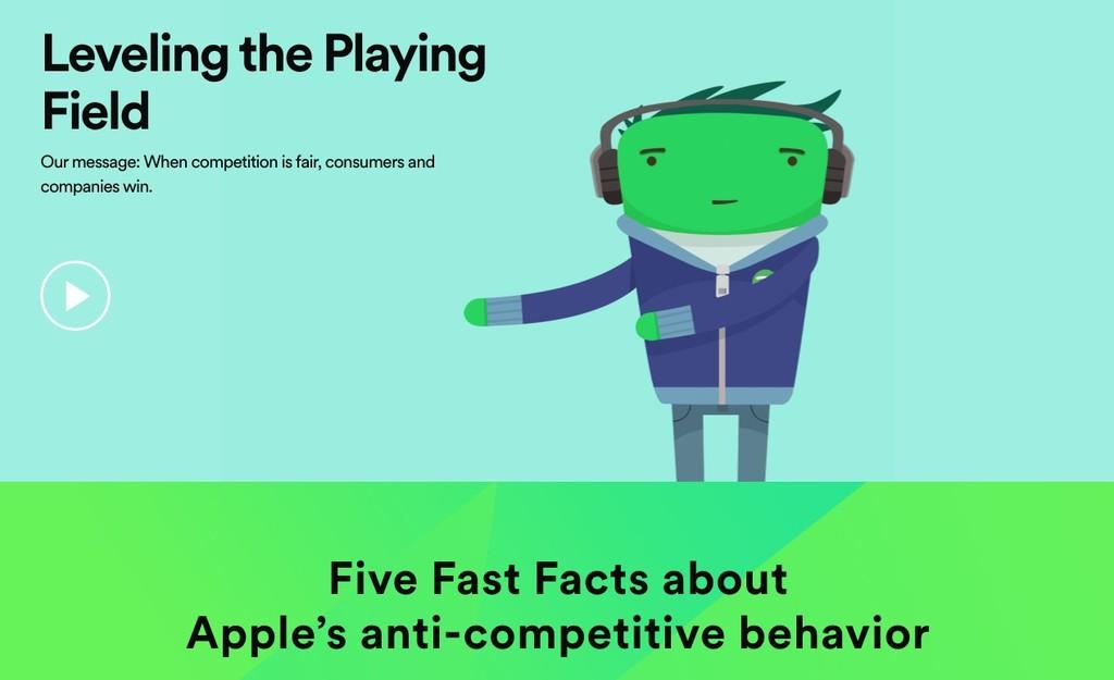 Spotify dice basta y manda una queja formal a la Comisión Europea acusando a Apple de anti-competitiva