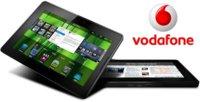 BlackBerry PlayBook llega a España para autónomos y empresas de mano de Vodafone