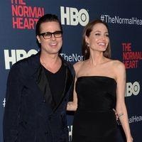 Brad Pitt, Angelina Jolie y la custodia de los niños