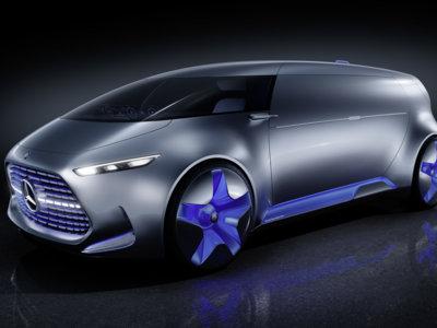 Vision Tokyo: este prototipo de Mercedes tiene hasta proyector de hologramas