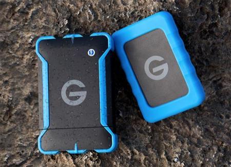 Los nuevos discos externos G-Drive prometen poner nuestras fotos a salvo incluso en entornos agresivos