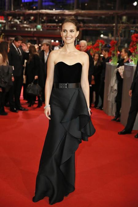 Natalie Portman Knight Of Cups Berlinale Alfombra Roja