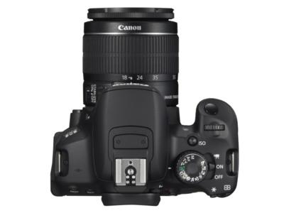 La nueva DSLR de entrada de Canon se prepara en su posición de salida