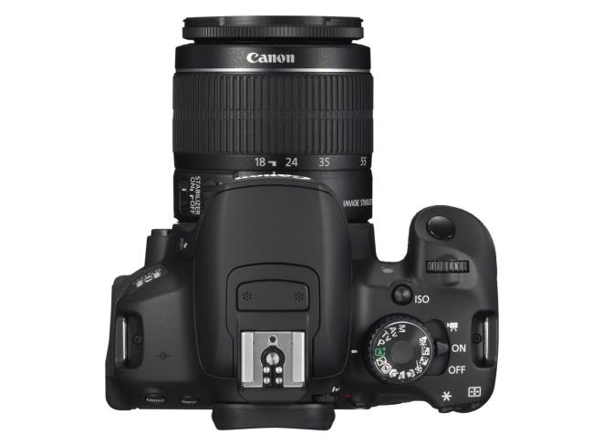 Canon EOS-650D