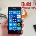 La Build 14385 llega a los Insiders del anillo rápido con la Anniversary Update cada vez más cerca