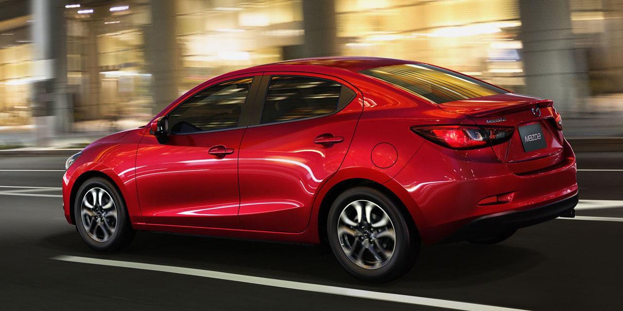 Foto de Mazda 2 Sedan (7/14)