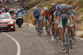 Ford, Coche Oficial de la Vuelta