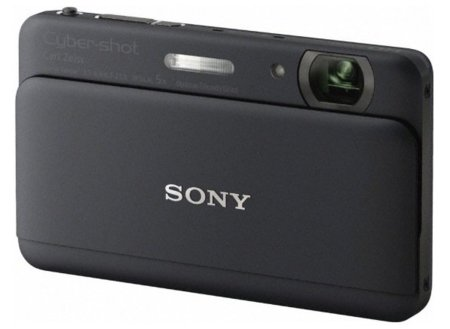 Sony TX55, pequeña solo en el tamaño