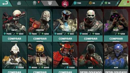 Modern Combat Versus 3